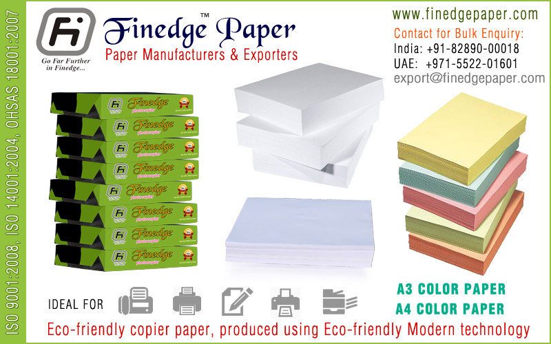 a3 size color paper a4 size color paper manufacturers exporters suppliers in india