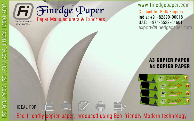 a4 size paper exporters suppliers manufacturers in india